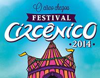 FESTIVAL CIRCÊNICO 2014