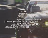 2014 Formula Drift Round 1, Nitto Tire