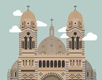 Icon of Marseille