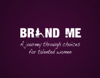 Brand Me   Logo Design