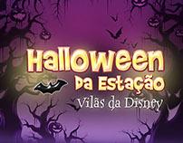 Halloween da Estação