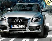Audi Q5 Sync Drive
