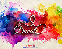 Diwali Colorful Wallpaper 2014 By Prince Pal