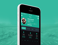 Brunk | App Design