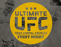Freee Chapel UFC Couples Tag Team Challenge