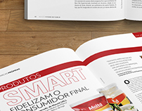 Editorial Design - Smart Mag