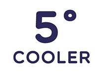 Cooler 5˚