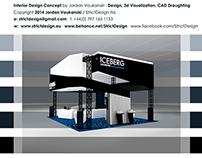 Exhibition Stand Design Concept 02 IS Ltd /2014/