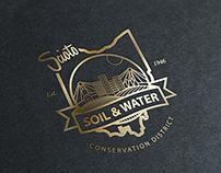 Scioto SWCD Logo Design