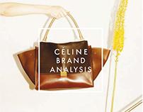Céline Brand Analysis