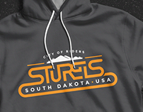 Sturgis Wordmark Logo