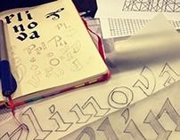 Type Design. Font: MERCORI