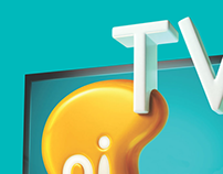Oi TV promotional strategy
