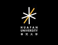HUAFAN University Rebranding Design華梵大學品牌形象設計