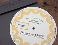 Quinn and Steve Wedding