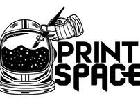 PRINT SPACE ART