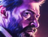 Logan - paint study.