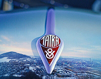 TATRA   T87 - 1936 WINTER COLLECTION