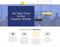 ASA Tax Office Web Build