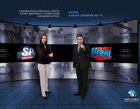 Anúncio Revista - Rede Record