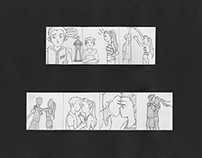 Short Comic Strip