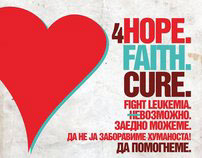 4 Hope. Faith. Cure.