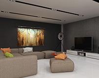 Loft style house / Дом в стиле лофт