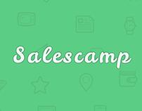 Salescamp Brand Test