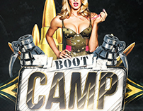 Boot Camp - Flyer