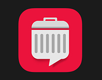 Trash Talk App Icon