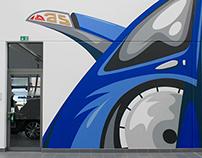 Volkswagen Painting