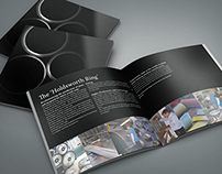 James Holdsworth Brochure