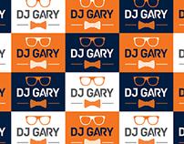 Dj Gary Branding