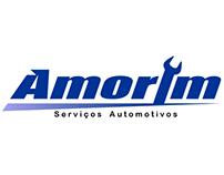 Logo Amorim Serviços Automotivos