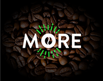 More - Organic Coffee Branding