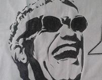 Ray Charles T - Shirt