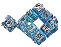 Gobito Enterprise Solutions Concept Art Design