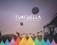 COACHELLA | WEBDESIGN
