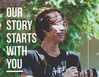 Our Story Starts With You