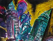 New York Art Piece
