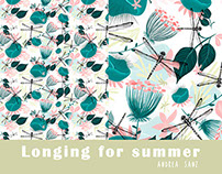 Longing for summer