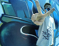 ERBOK. Graffiti portafolio.