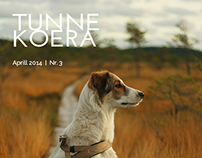 Tunne Koera Magazine