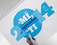 Calendario Fundown Caribe 2014