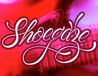 - Shoegaze - Lettering Brushpen -