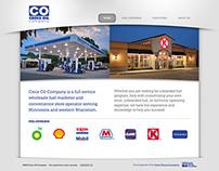 Croix Oil Website