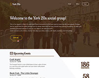 York 20s Social Group