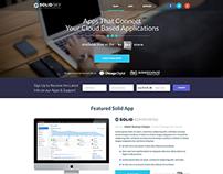 Solid Sky - Branding & Website