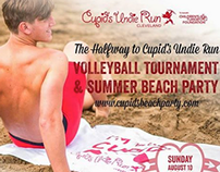 Cupid Beach Party | Social Media Marketing