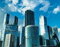 Москва сити, Moscow
